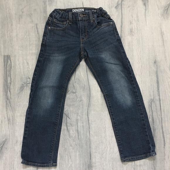 815e04cdc32ff8 Levi's Bottoms | Boys Levis Denizen Dark Wash Jeans | Poshmark